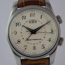 Girard Perregaux Traveller II Alarm GMT #A3371 Box, Papiere