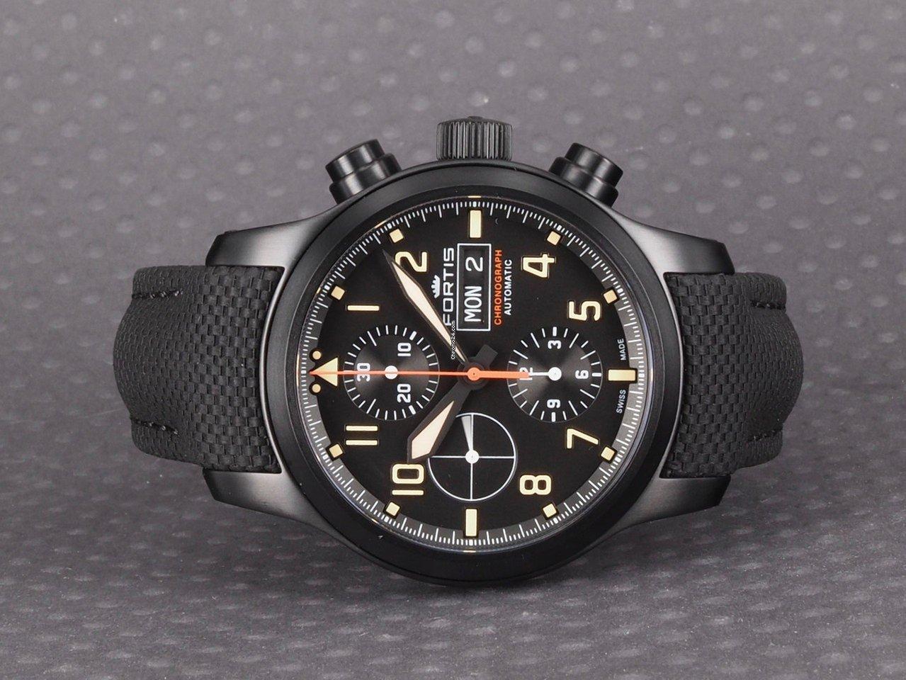 Ceny hodinek Fortis  9d3f797e7b