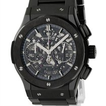Hublot Classic Fusion 45mm Aerofusion Black Magic