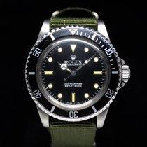 Rolex Submariner 5513 Circa 1987