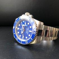 Rolex Submariner Date 116619LB Box Papers EU