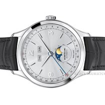 Montblanc Heritage Chronométrie Steel 40mm Silver Arabic numerals United States of America, Florida, Aventura