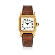 Cartier Santos Dumont in 18K Gold