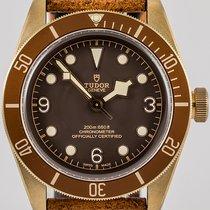 Tudor Black Bay Bronze neu 2018 Automatik Uhr mit Original-Box und Original-Papieren 79250BM