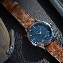 Laurent Ferrier 40mm Automatisch 2015 tweedehands Blauw