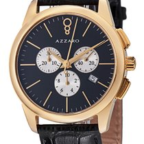 Azzaro Gold/Steel Quartz AZ2040.63BB.000 new