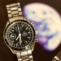 Omega 3520.50.00 Steel Speedmaster Day Date 39mm