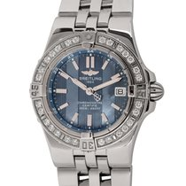Breitling Starliner Staal 30mm