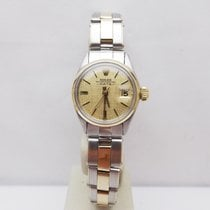 Rolex Oyster Perpetual Lady Date 6516 1969 подержанные