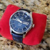 Omega De Ville Hour Vision Steel Blue