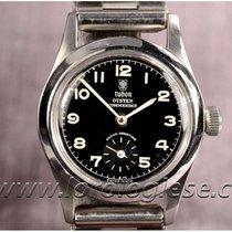 Tudor Style Stahl 30.5mm Schwarz