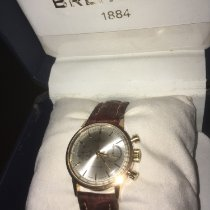 Breitling Top Time Yellow gold Champagne No numerals