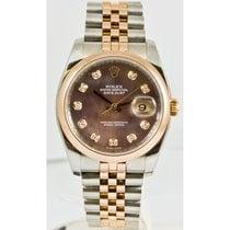 Rolex Datejust 116201 gebraucht