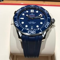 Omega Seamaster Diver 300 M 210.32.42.20.03.001 2019 new