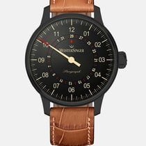Meistersinger Perigraph AM1002BL New Steel 43mm Automatic