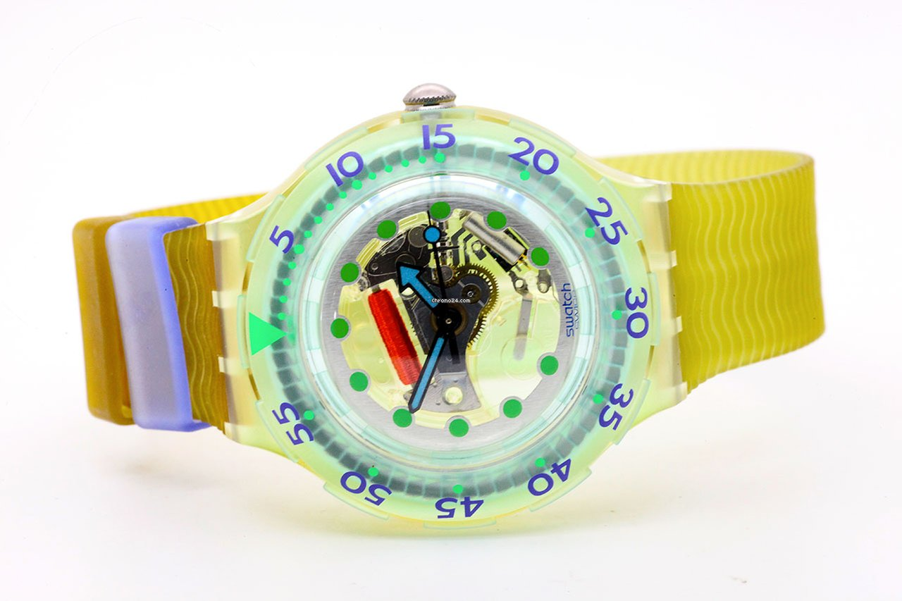Swatch SDK107 1993 new