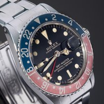Rolex Beautiful Rolex 1675 Glossy Gilt dial 1966 pre-owned