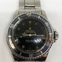 Rolex Submariner (No Date) Steel 40mm Black No numerals South Africa, Cape Town