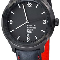 Mondaine Helvetica MH1.B1221.LB