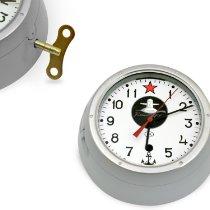 Vostok Aluminum Manual winding White Arabic numerals 22mm new