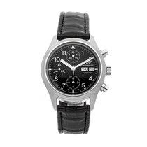 IWC Pilot Chronograph IW3706-03 rabljen
