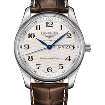 Longines Master Collection L2.910.4.78.3 2020 new