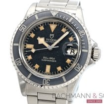 Tudor Submariner 9411/0 1973 pre-owned