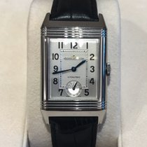 Jaeger-LeCoultre Grande Reverso Night & Day Steel Silver