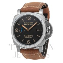 Panerai Luminor Marina 1950 3 Days Automatic Titanium 44mm Brown Arabic numerals United States of America, New York, Hartsdale