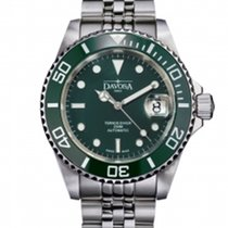 Davosa Ternos Automatic Steel Green