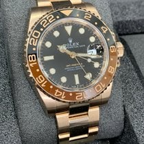 Rolex GMT-Master II 126715CHNR Very good Rose gold 40mm Automatic