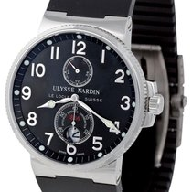 Ulysse Nardin Marine Chronometer 41mm Steel Black United States of America, New Jersey, Cherry Hill