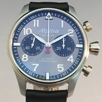 Alpina Steel 44mm Automatic AL-860GB4S6 new United States of America, California, Cerritos