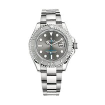 Rolex Yacht-master 40 Oyster, 40 Mm, Steel And Platinum - 116622