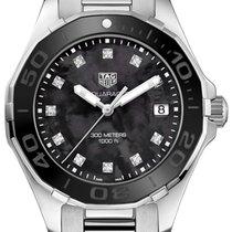 TAG Heuer Aquaracer Lady new Quartz Watch with original box