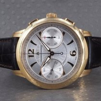 Maurice Lacroix Red gold Manual winding Silver 45mm pre-owned Masterpiece