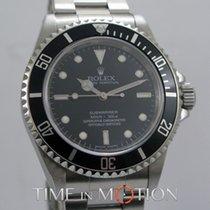 Rolex Submariner (No Date) 14060M 4 Lines RRR Certif Rolex ++V60
