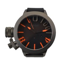 U-Boat U-1001 Steel 55mm Black Arabic numerals United States of America, Florida, SUNRISE