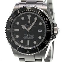 Rolex Sea Dweller 4000 Ref-116600 Stainless Steel Box Papers...