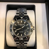 Raymond Weil Steel 42mm Automatic 2760-ST1-20001 new