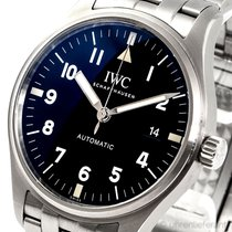 IWC Flieger Pilot´s Mark XVIII Tribute Mark XI + Stahl + WIE NEU