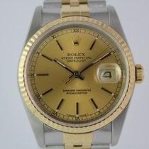 Rolex Datejust LC100 16233 #A3396 Revision, Box, Papiere TOP
