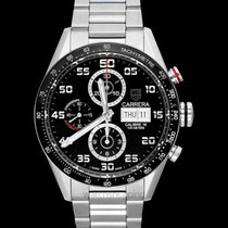 TAG Heuer Carrera Calibre 16 43mm Black United States of America, California, San Mateo