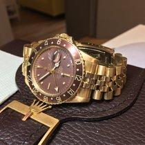 Rolex 1675 Oro giallo GMT-Master 40mm