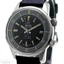 Enicar Vintage Sherpa Poland Military Ref-144-35-02 Stainless...