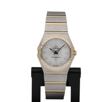 Omega Constellation Quartz NEW from 2018 complete with B+P