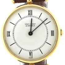 Van Cleef & Arpels Yellow gold 22mm Manual winding pre-owned