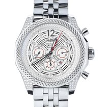 Breitling Bentley Barnato Acero 42mm
