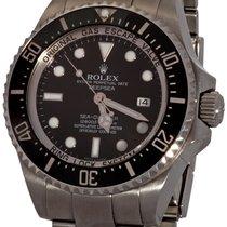 Rolex Sea-Dweller Deepsea 116660 подержанные