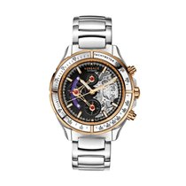 Versace Steel 44mm Automatic VK802 0013 new United States of America, New York, New York